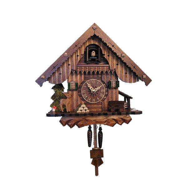 Battery-Operated Cuckoo Clock by Loon Peak