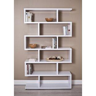 Bücherregal Modern alle bücherregale stil zeitgenössisch modern wayfair de
