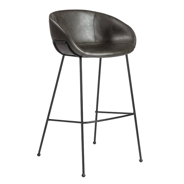 Oberg 38.98 Bar Stool (Set of 2) by Union Rustic