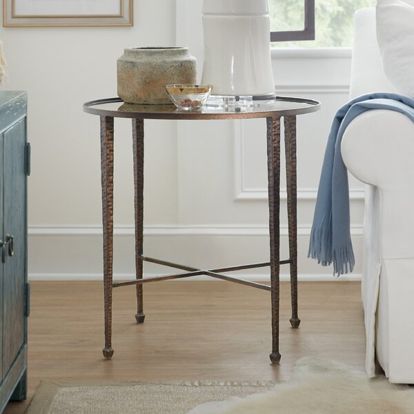 Boheme Liege End Table by Hooker Furniture