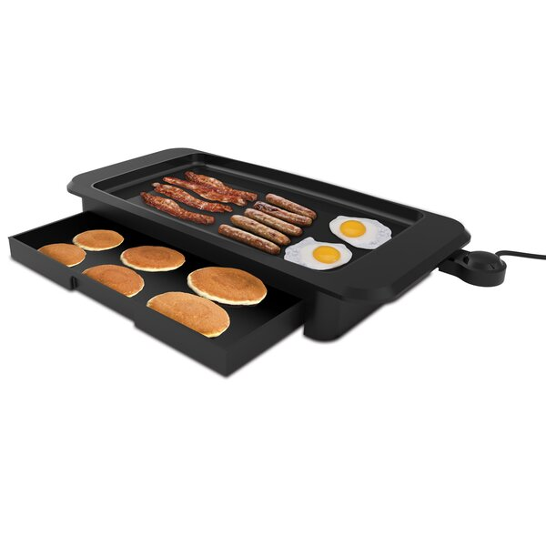 13 Warming Non-Stick Griddle by West Bend