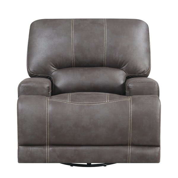 Antonella Manual Swivel Recliner By Red Barrel Studio