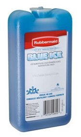 Blue Ice Block by Rubbermaid