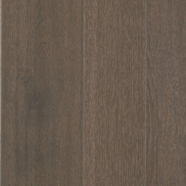 Penbridge Random Width  Engineered Oak Hardwood Flooring in Graphite by Mohawk Flooring