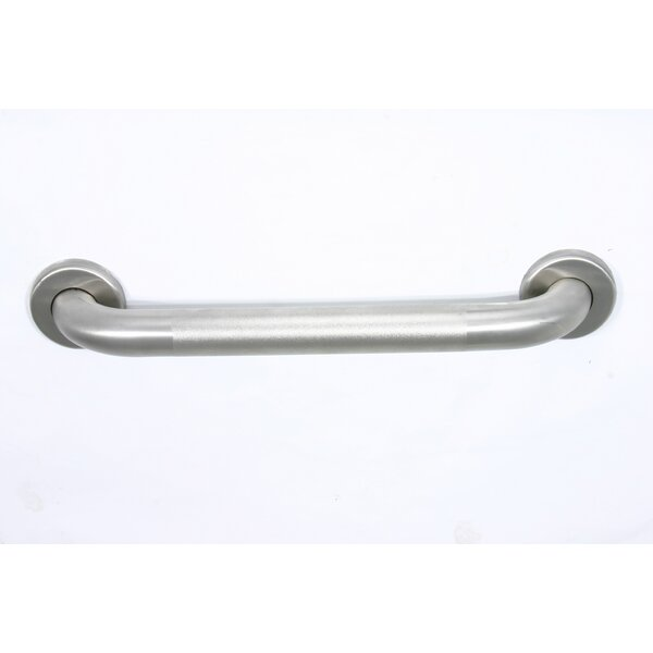 "Stainless Steel 24"" Grab Bar by CSI Bathware"