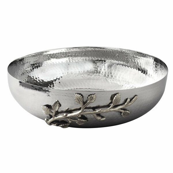 Riddick Leaf Salad Bowl by House of Hampton