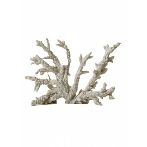 Zambrana Artificial Coral Branch Sculpture by Highland Dunes