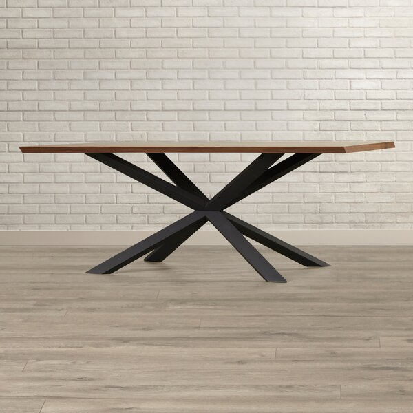 Alexander Dining Table by Modern Rustic Interiors