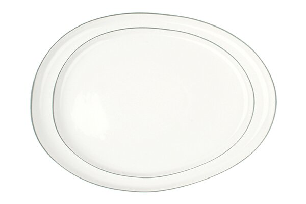 Abbesses Platter (Set of 2) by Canvas Home