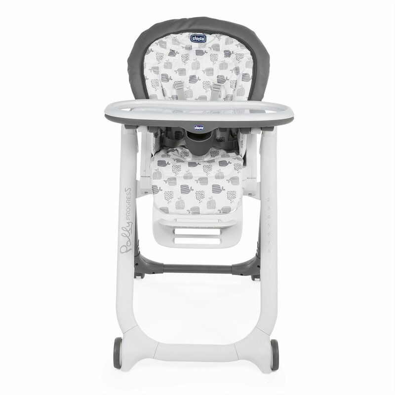 Artsana Chicco Polly Progress Highchair