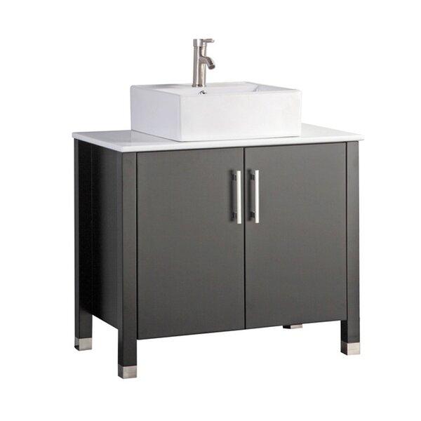 Larock Modern 36 Single Bathroom Vanity Set by Latitude Run