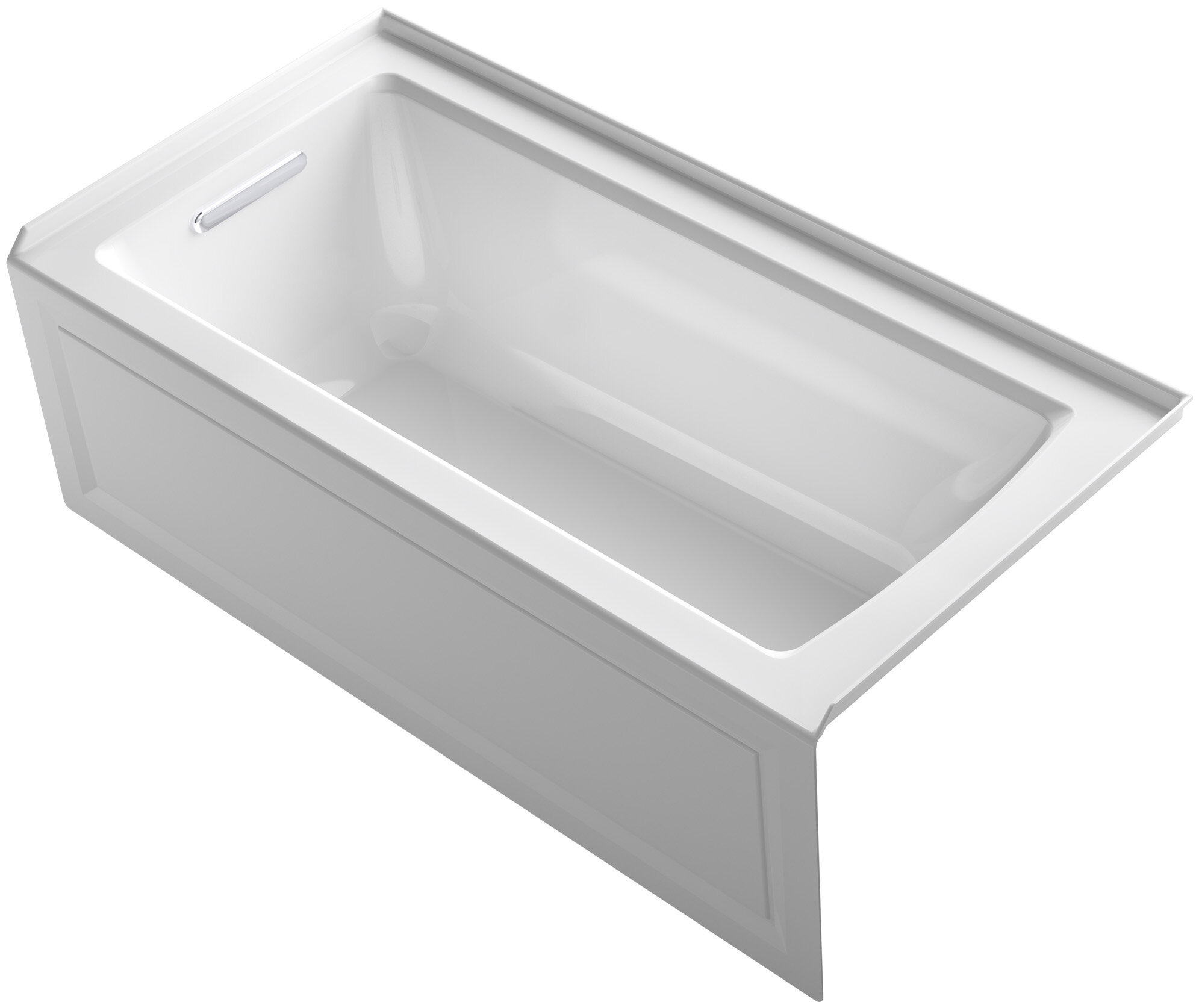 trends bathtub tub alcove for