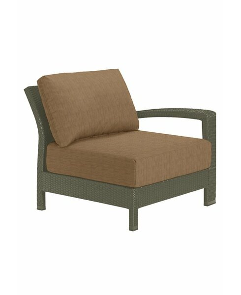 Evo One Patio Chair with Cushions by Tropitone