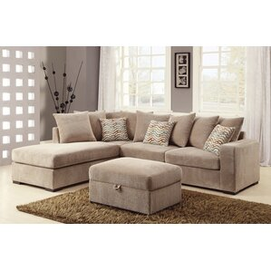 Beautiful Albin Chaise Reversible Sectional