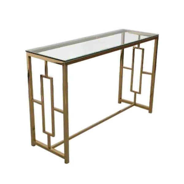 Creasman Console Table By Mercer41