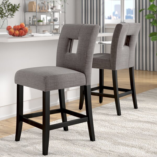Belvin 24 Bar Stool (Set of 2) by Mercury Row