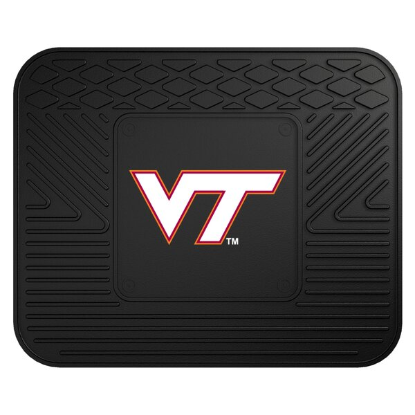 NCAA Virginia Tech Kitchen Mat by FANMATS