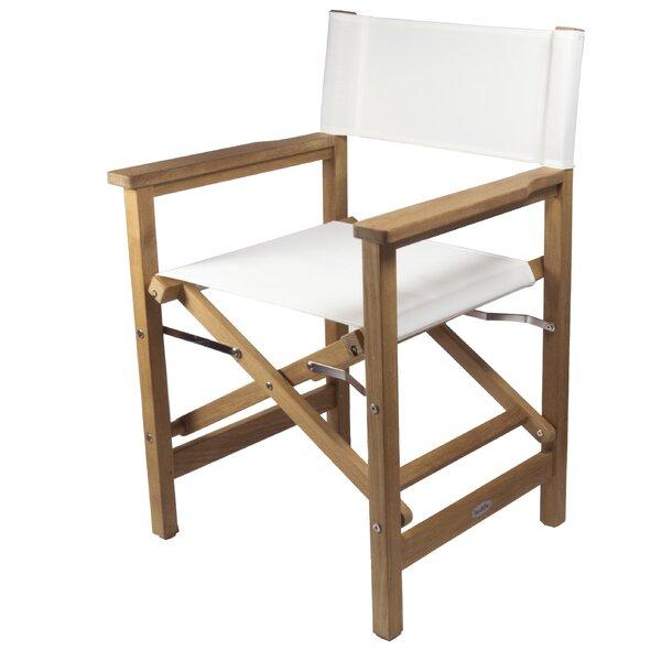 Addilyn Folding Director Chair by Longshore Tides Longshore Tides