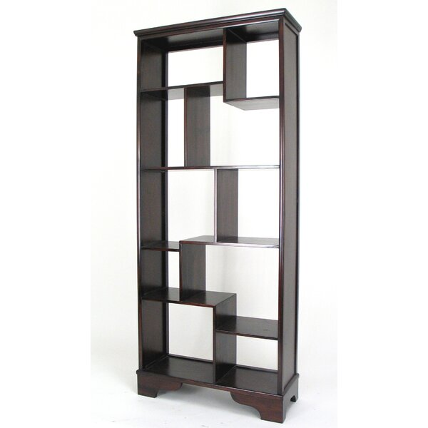 Clint Geometric Bookcase By Darby Home Co
