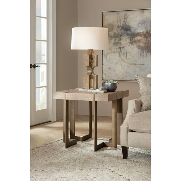 Miramar Point Reyes Max End Table by Hooker Furniture