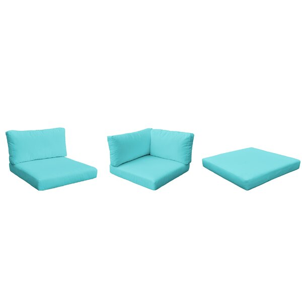 Monaco 23 Piece OutdoorCushion Set by TK Classics TK Classics