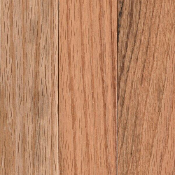 Walbrooke 3-1/4 Solid Oak Hardwood Flooring in Red Natural by Mohawk Flooring