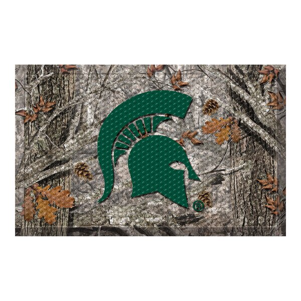 Michigan State University Doormat by FANMATS