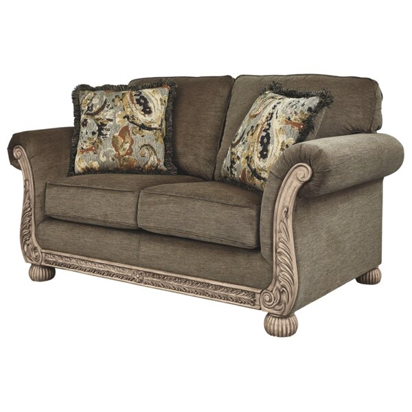Mcdonnell Loveseat by Darby Home Co Darby Home Co