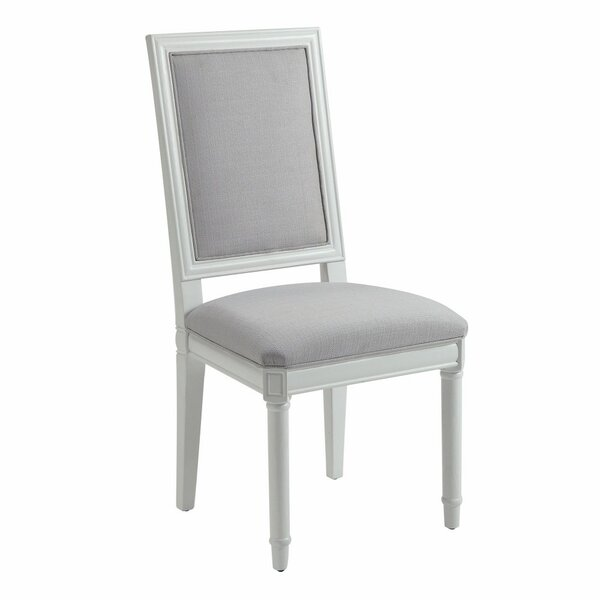 Emberto Rectangle Upholstered Dining Chair (Set of 2) by Highland Dunes