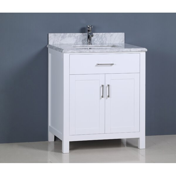 Prestwick 30 Single Bathroom Vanity Set by Breakwater Bay