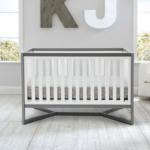 Tribeca 4-in-1 Convertible Crib by Delta Children