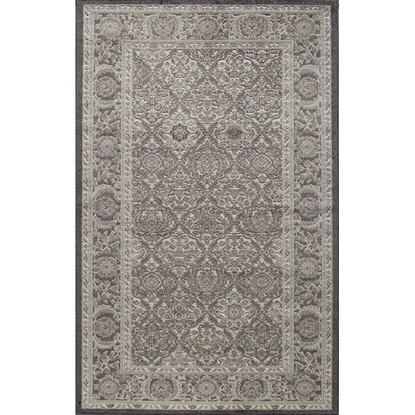 Sheldon Black Area Rug by Threadbind