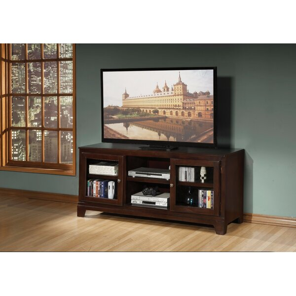 Komarek Solid Wood TV Stand For TVs Up To 65