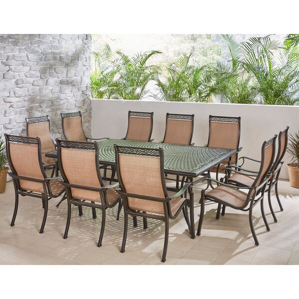 Gros 11 Piece Dining Set