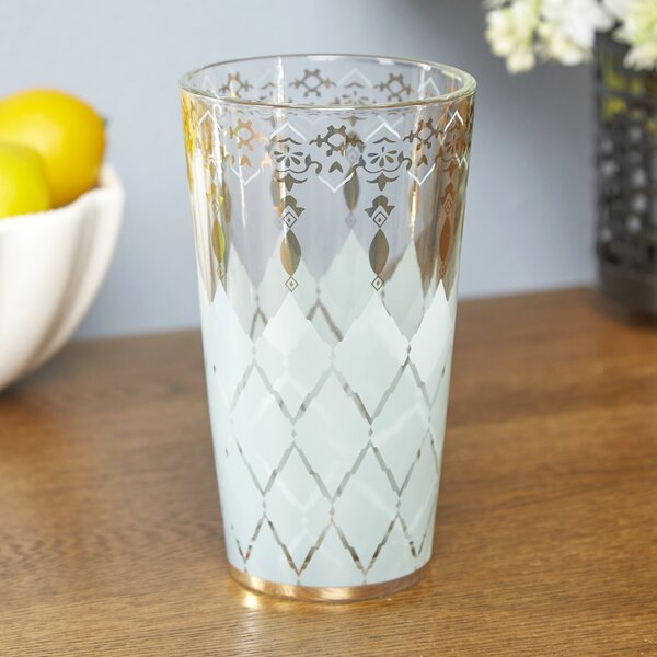 Cromwell Highball Glasses (Set of 4) by Birch Lane™