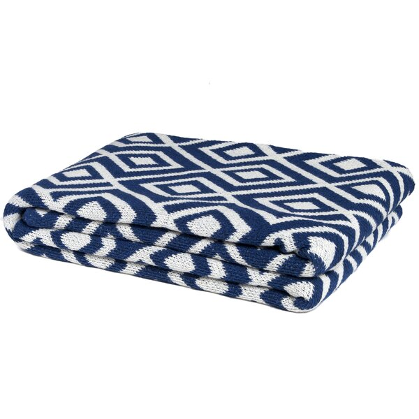 Mod Square Throw Blanket by In2Green