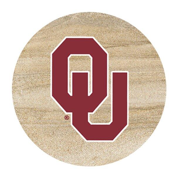 University of Oklahoma Collegiate Coaster (Set of 4) by Thirstystone