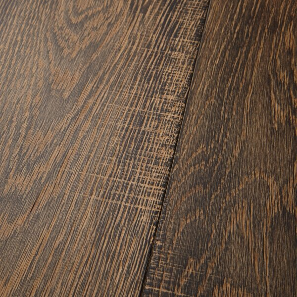 Antigua 7 Engineered Oak Hardwood Flooring in Leather by Mannington