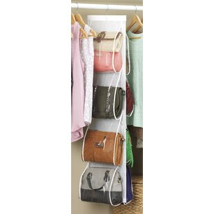 8 Pocket Hanging Organizer By Rebrilliant