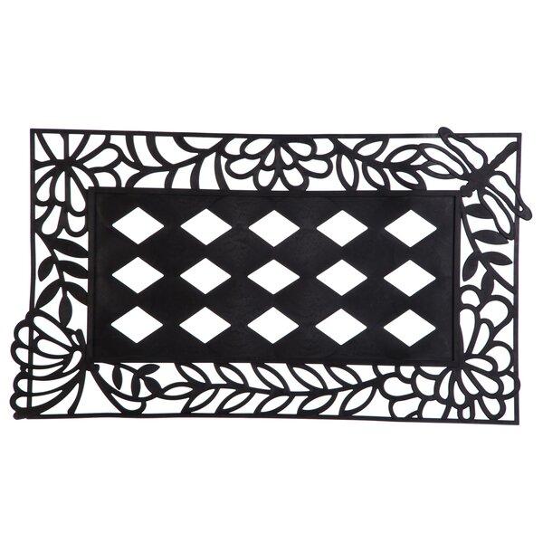 DeLussey Sassafras Tray Doormat by Winston Porter