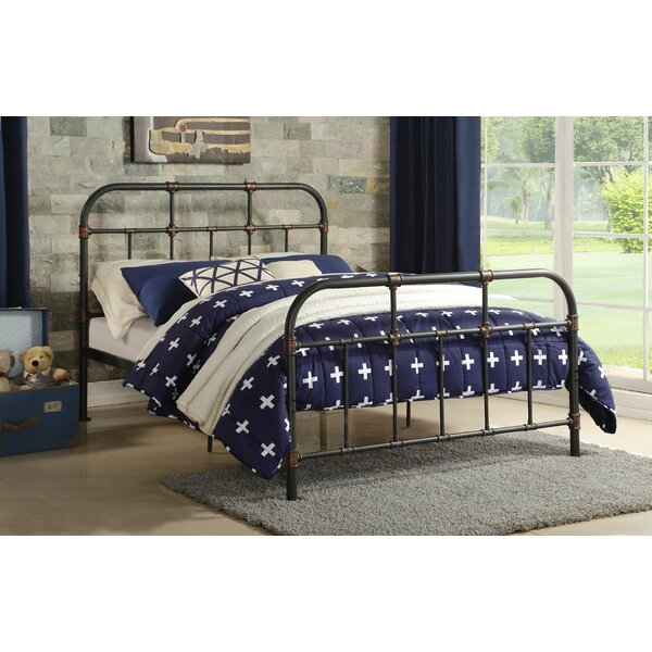 Coughlin Full Platform Bed by Williston Forge