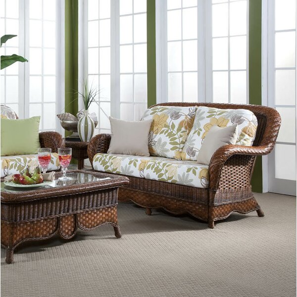 Dashing Stowell Loveseat by Bay Isle Home by Bay Isle Home