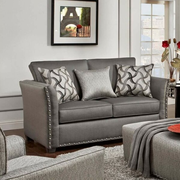 Sulien Loveseat by Darby Home Co