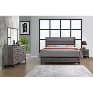 Jerold Standard 2 Piece Bedroom Set by Williston Forge