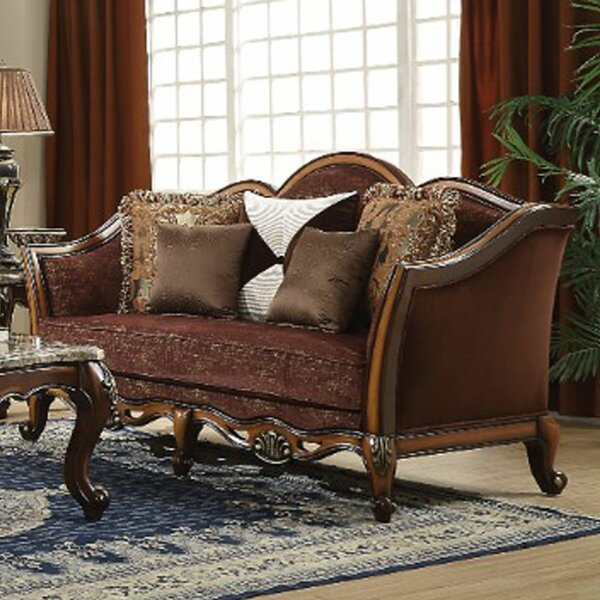 Twyman Upholstered Loveseat by Astoria Grand Astoria Grand