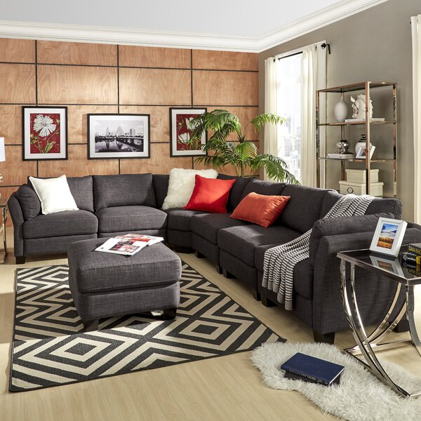 Alkmene Sectional by Mercury Row