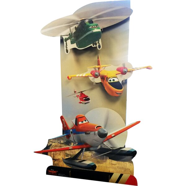 3D Planes Fire and Rescue - Disney Cardboard Standup by Advanced Graphics