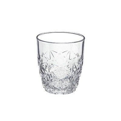 Anya 8.75 Oz. Double Old Fashioned Glass (Set of 6) by House of Hampton