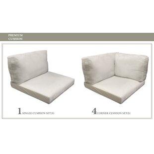 Monterey 14 Piece Outdoor Cushion Set