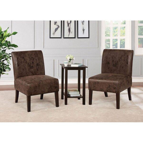 Mengiste Slipper Chair (Set Of 2) By Gracie Oaks